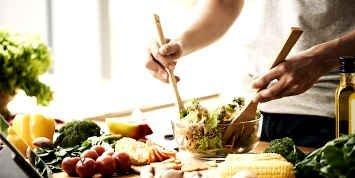 Razones para consumir comida real