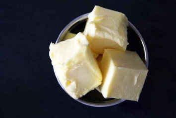 Mantequilla grasa saludable