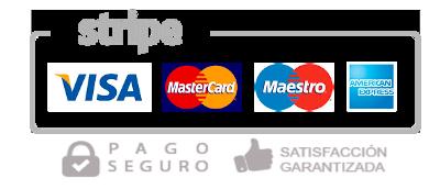 pago seguro con tarjerta de crédito